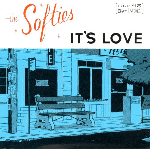 "The Softies ""It's love"" (KRecords, 1995)"